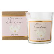 Ароматизированная свеча Ambientair «Орхидея» Le jardin de Julie - арт.VV008ORLJ, фото 1