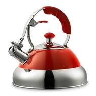 Чайник со свистком Wesco, красный, 2.75 л - арт.340521-02, фото 1