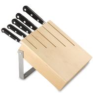 Держатель для ножей Cristel Panoply, подвесной, дерево/сталь - арт.TCCB5C, фото 1