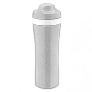 Бутылка для питья Koziol Oase Organic, серая, 425мл - арт.3708670, фото 1