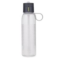 Бутылка для спорта Joseph Joseph Dot Active, с индикатором, серая, 750мл - арт.81094, фото 1