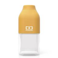 Бутылка многоразовая Monbento MB Positive, желтая, 330мл - арт.1011 01 121, фото 1
