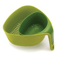 Дуршлаг Joseph Joseph Nest, зеленый, 23.5см - арт.40093, фото 1