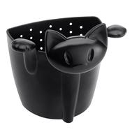 Заварник для чая Koziol Miaou, черный, 7.3см - арт.3236526, фото 1