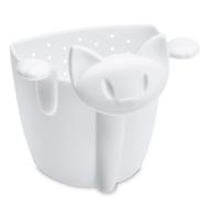Заварник для чая Koziol Miaou, белый, 7.3см - арт.3236525, фото 1