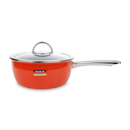 Ковш эмалированный Kochstar Neo Orange Ultra Premium, оранжевый, 2л 18см - арт.34608718, фото 1