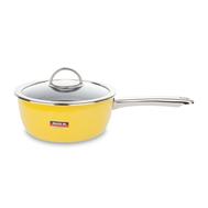 Ковш эмалированный Kochstar Neo Yellow Ultra Premium, желтый, 2л 18см - арт.34608618, фото 1