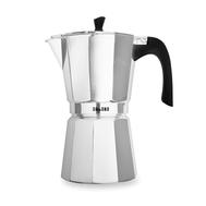 Кофеварка эспрессо Ibili Bahia, гейзерная, на 12 чашек - арт.610912, фото 1