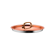 Крышка для кастрюли Ruffoni Gustibus, медь с нержавеющим покрытием, 16см - арт.25261-16, фото 1