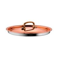 Крышка для кастрюли Ruffoni Gustibus, медь с нержавеющим покрытием, 24см - арт.25261-24, фото 1