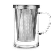 Кружка заварочная Ibili Coffee&Tea, со съемным фильтром, 450мл - арт.624600, фото 1