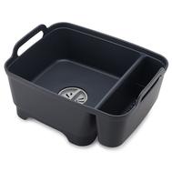 Контейнер для мытья посуды Joseph Joseph Wash&Drain™, темно-серый, 39.1см - арт.85138, фото 1
