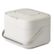Контейнер для пищевых отходов Joseph Joseph Stack 4, белый, 4л - арт.30015, фото 1