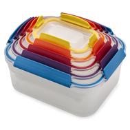Контейнеры пищевые Joseph Joseph Nest Lock, разноцветные - 5шт - арт.81081, фото 1