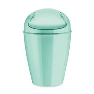 Контейнер для мусора Koziol Del S, для ванной и туалета, мятный, 5л - арт.5777667, фото 1