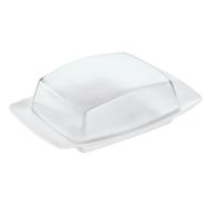 Маслёнка Koziol Rio, белая, 17.6см - арт.3619535, фото 1