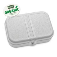 Ланч бокс Koziol Pascal L Organic, серый, 23.3см - арт.3152670, фото 1