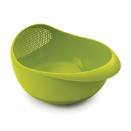 Миска-дуршлаг Joseph Joseph Prep&Serve™, зеленая, 31см - арт.40063, фото 1