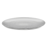 Обеденная тарелка Koziol Club Organic, серая, 26см - арт.4005670, фото 1