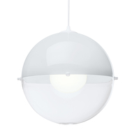 Подвесной светильник Koziol Orion, белый, 30.2см - арт.1911100, фото 1