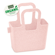 Органайзер для хранения Koziol Taschelini S Organic, розовый, 18.2см - арт.5415669, фото 1