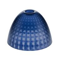 Плафон для светильника Koziol Stella Silk S, синий, 25см - арт.1945645, фото 1