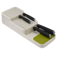 Подставка для ножей Joseph Joseph Drawerstore, белая, 39.8см - арт.85142, фото 1