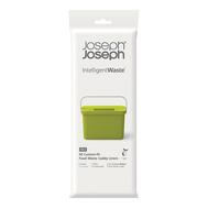 Пакеты для мусора Joseph Joseph Food Waste, белые, 35.4х14см - 50шт - арт.30007, фото 1