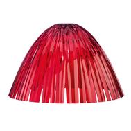 Плафон подвесной Koziol Reed, красный, 44см - арт.1949536, фото 1
