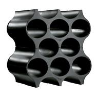 Подставка для бутылок Koziol Set-Up, чёрная, 36.6см - арт.3596526, фото 1