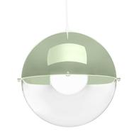 Подвесной светильник Koziol Orion, зелёный, 30.2см - арт.1911361, фото 1