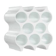 Подставка для бутылок Koziol Set-Up, белая, 36.6см - арт.3596525, фото 1