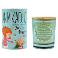 Свеча с ароматом Ambientair Love & Happiness Animikados - арт.VV007HDAMGB, фото 1