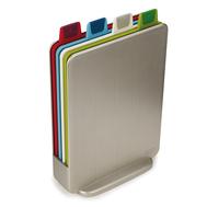 Разделочные доски Joseph Joseph Index™ Mini, в кейсе, стальные, 21х15см - 4шт - арт.60097, фото 1