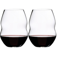 Набор бокалов для красного вина Red Wine Riedel Swirl, 580мл - 2шт - арт.0450/30, фото 1