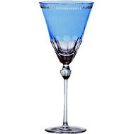Бокал для вина Ajka Crystal Heaven Blue 230мл, голубой - арт.1/64101/51218/48214, фото 1