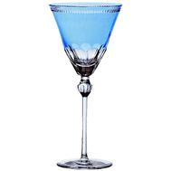 Рюмка для водки на ножке Ajka Crystal Heaven Blue, 70мл, голубая - арт.1/64119/51218/48214, фото 1