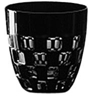 Стопка хрустальная Ajka Crystal Domino, 70мл, черная - арт.1/65687/51465/48525, фото 1
