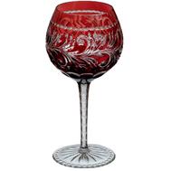 Бокал для красного вина Ajka Crystal Monica, 360мл, бордовый - арт.1/88580/49252/46404, фото 1