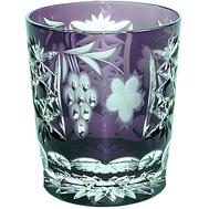 Бокал для виски Ajka Crystal Grape 390мл, фиолетовый - арт.1/amethyst/64580/51380/48359, фото 1