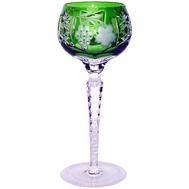 Фужер цветной Ajka Crystal Grape, 220мл, зеленый - арт.1/emerald/64581/51380/48359, фото 1