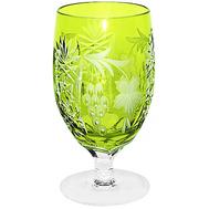 Бокал цветной Ajka Crystal Grape, 450мл, светло-зеленый - арт.1/reseda/64573/51380/48359, фото 1
