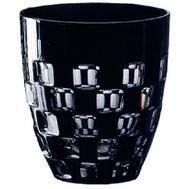 Стакан низкий Ajka Crystal Domino, 300мл, черный - арт.1/65688/51465/48525, фото 1