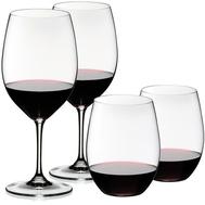 Набор бокалов для красного вина Red Wine, Riedel - 4шт - арт.5414/52, фото 1