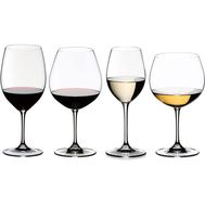 Дегустационные бокалы Tasting Set Riedel Vinum - 4шт - арт.5416/47, фото 1