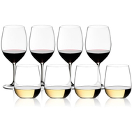 Набор фужеров Bordeaux-Viognier Riedel Vinum - 8шт - арт.5416/59, фото 1