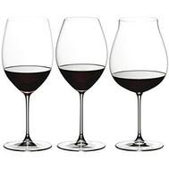 Дегустационные бокалы Tasting Set Red Wine Riedel Veritas - 3шт - арт.5449/74, фото 1