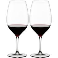 Бокалы для красного вина Syrah/Shiraz Riedel Grape, 780мл - 2шт - арт.6404/30, фото 1