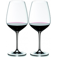 Большие бокалы для вина Cabernet/Merlot Riedel Heart To Heart, 800мл - 2шт - арт.6409/0, фото 1