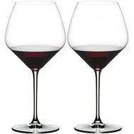 Большие бокалы для вина Pinot Noir Riedel Heart To Heart, 770мл - 2шт - арт.6409/07, фото 1